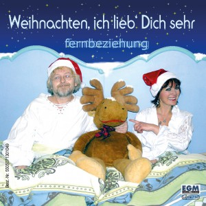 Weihnachten ich lieb Dich sehr - Cover