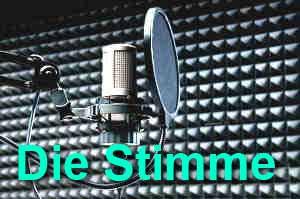 Sprecherin-dieStimme